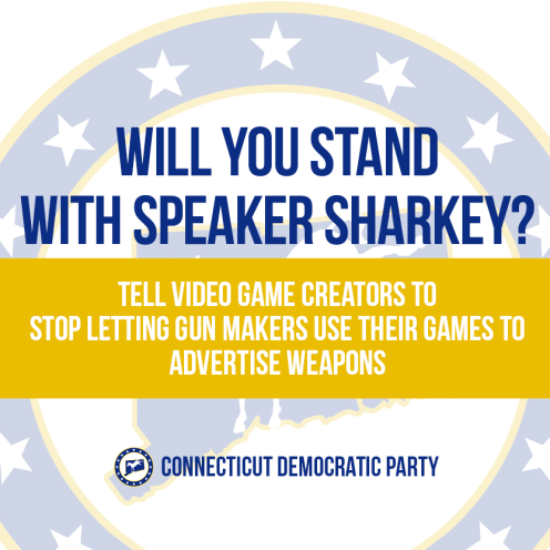 Stand with Sharkey